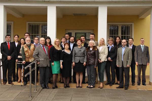 Pracownicy i uczestnicy dziennych studiów doktoranckich